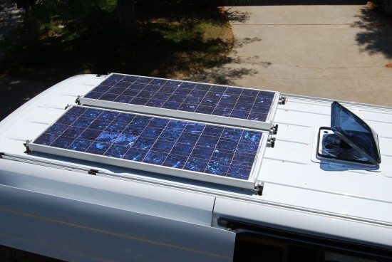 Camping Solar Panels and More - AllBrands Caravan Services