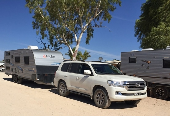 Caravan Repairs -Car Towing Caravan - AllBrand Caravan Services