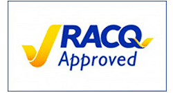 AllBrand Caravan Services - RACQ Logo