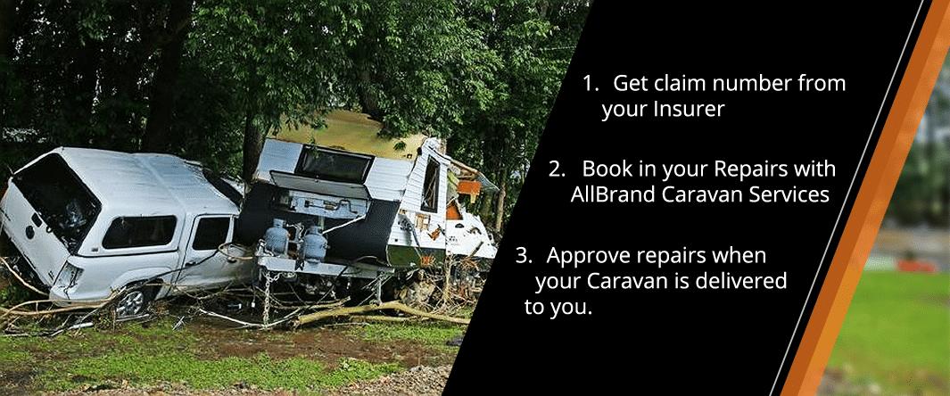 Caravan Insurance Repairs AllBrand Caravan Services