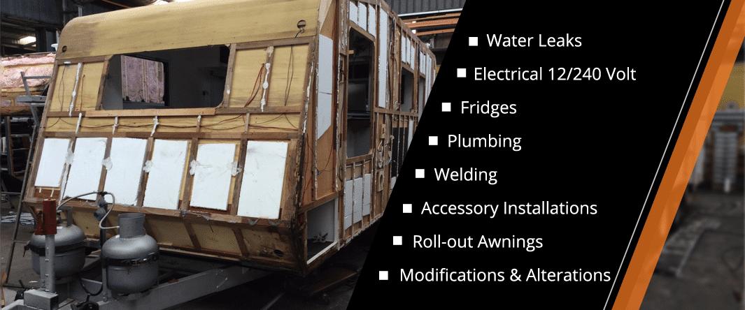 Caravan Repairs AllBrand Caravan Services