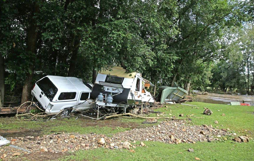 caravan repairs Brisbane