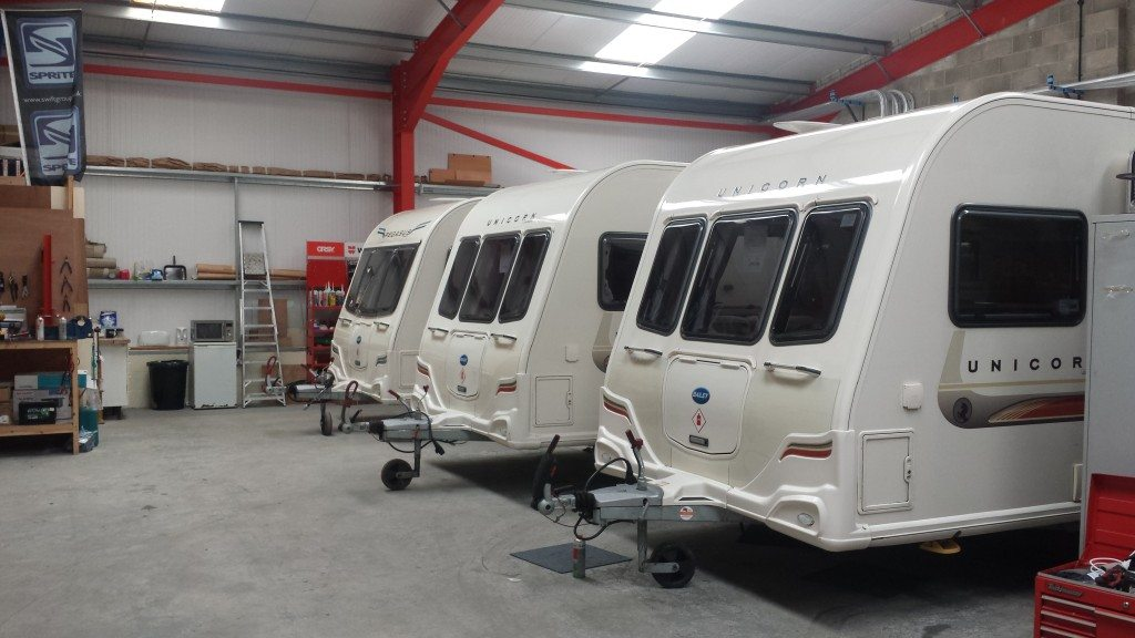 Most Common Types of Internal & Electrical Caravan
