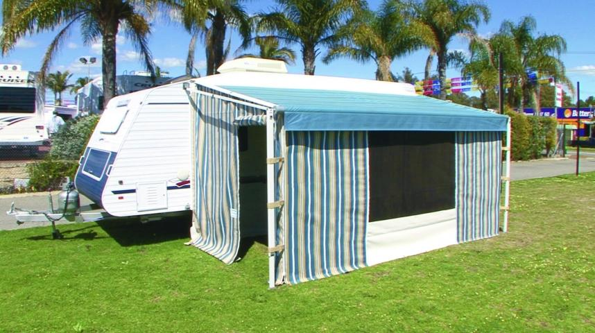 Awnings & Annexes