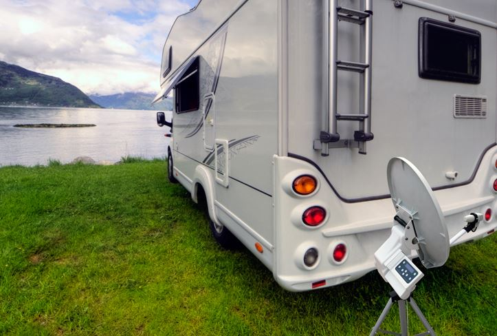 Satellite Systems Caravan