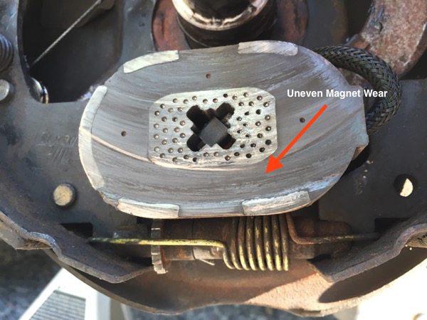 Caravan Brake Magnets