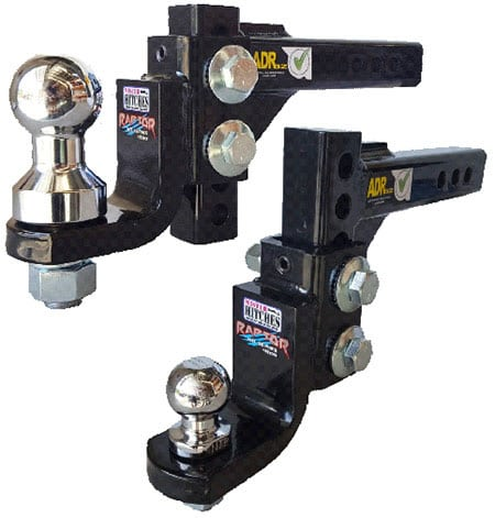 Adjustable Hitch - AllBrand Caravans