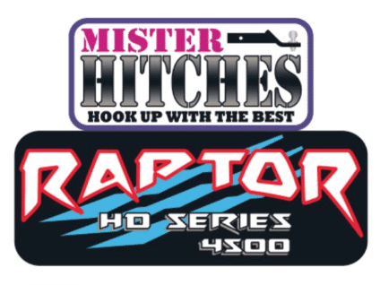 Mister Hitches & Raptor Logo - AllBrand Caravans