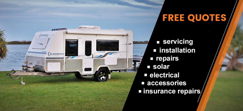 AllBrand Caravan Repairs and Service