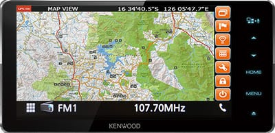 Navigation for Kenwood