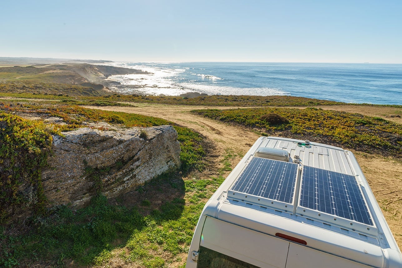 A Beginners Guide to Choosing The Right Caravan Solar Panels