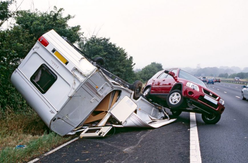 Caravan Swaying? Don't wait for a Disaster  Get your rig a
