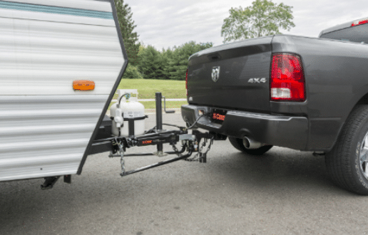 Sway Control Hitch to Reduce Sway