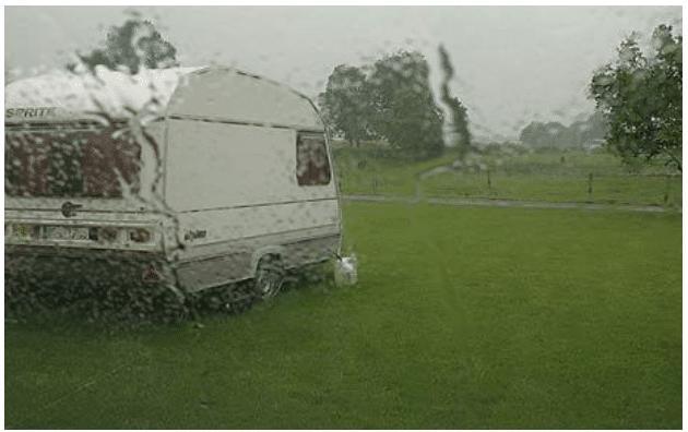 Are Fiamma awnings waterproof?