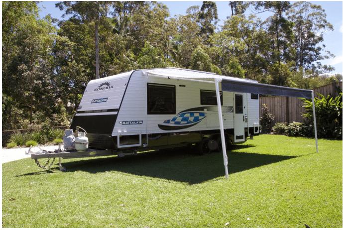Caravan Awnings Complete Guide for Caravaners - AllBrand