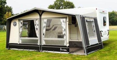 Caravan awnings complete guide