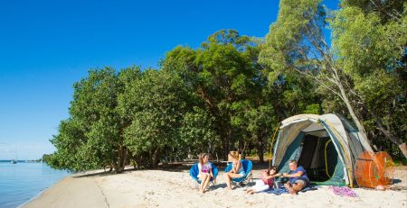 Sunshine Coast Camping for Families