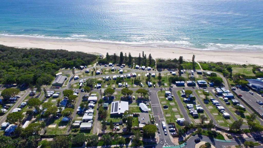 Coolum Beach Holiday Park, Coolum Beach