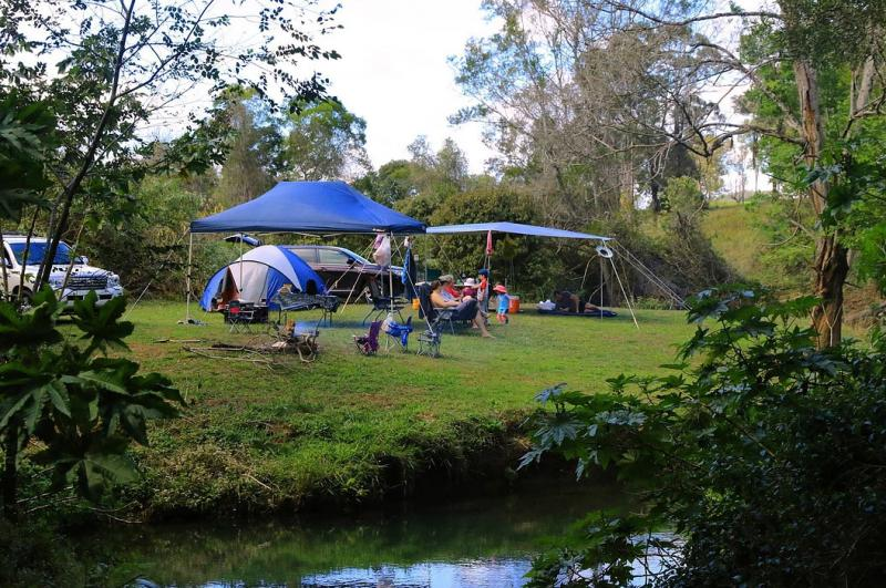 Bluff Creek Campgrounds, Kenilworth